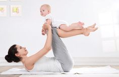 Yoga and Massage for Infants