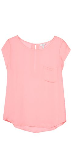 Love our JOIE Rancher Top for Valentine's Day in this perfectly punchy hue.