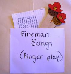 Fireman Songs