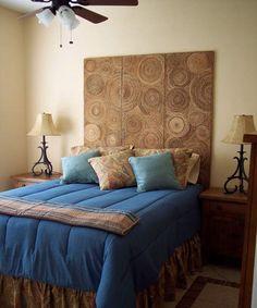 Guest bedroom, unit A116, Inverness at New Braunfels