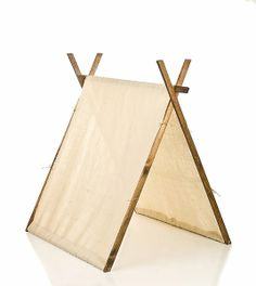 another DIY tent -
