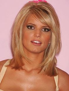 medium long haircuts with bangs - Google Search