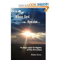 When God Speaks book cover photograph taken at the Grand Canyon by my daughter. Join Me on a 40 day journey through the landscape of God's promises.