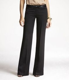 Express makes some great classic dress pants.