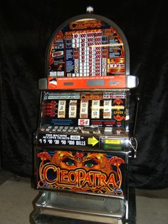 Cleopatra Nickel Slot Machine