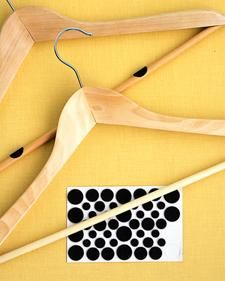 Keep Pants From Sliding Off Hangers