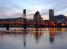 Portland, Oregon!
