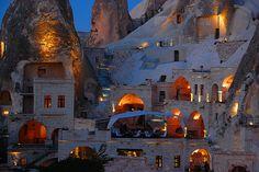 Cappadocia, Turkey: Cave Dwellings