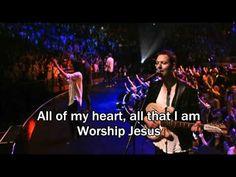 ▶ Stand In Awe - Hillsong Live (New 2012 DVD Album Cornerstone) Lyrics (Worship Song for Jesus) - YouTube