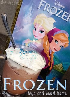 Disney FROZEN Movie treats #frozenfun #cbias #shop