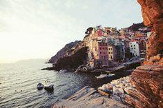 Riamaggiore, Italy / photo by Woodnote