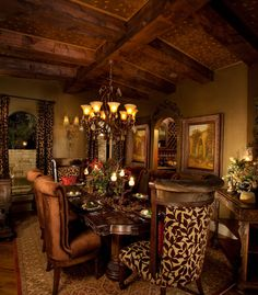 dinning room just my style love