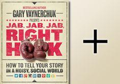 Gary Vaynerchuk - JJJRH has 80+ social media content case studies.