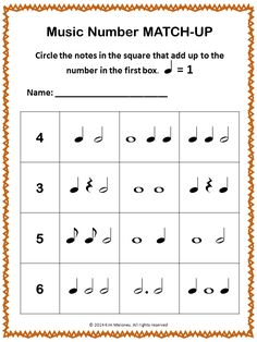 Music Match-Up Puzzles! Note values and pitch puzzles! Great for reinforcing knowledge and understanding.     $