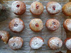 Hanukkah Doughnuts - UK Baking Blog
