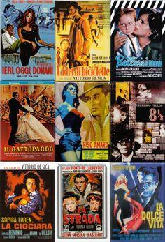 SOME GREAT ITALIAN FILMS