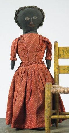 19th Century Rag Doll