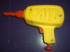 Vintage tuff stuff toys