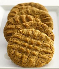 Marlene Koch Amazing Peanut Butter Cookies