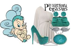 Pegasus Inspired Outfit... from Hercules I think, great sparkly outfit Disney Dress, Disney Outfits, Hercul, Disney Inspired Outfits, Cloth, Movi Style, Fashion 101, Disneyinspir Outfit, Disney Inspires Outfits