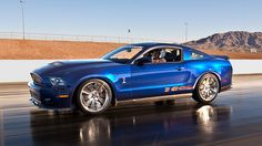Shelby reveals 950bhp tuned Ford Mustang. The most powerful Shelby Mustang in history has landed: it's the Shelby 1000