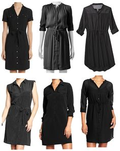 Shirt Dress: Dressed Up, Dressed Down