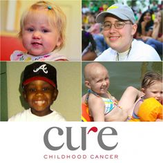 Childhood Cancer Awareness ♥ Look! my Addyson is on this one! <3 What a surprise when I came across it