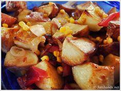 Roasted Potato Potato Salad