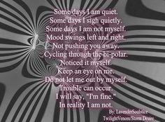 . mental ill, life, bipolar disord