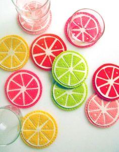 Juice coaster