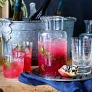 Try the Pomegranate Mojito Recipe on williams-sonoma.com/