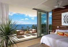 Ani Villas - contemporary - Bedroom - Other Metro - Lee H. Skolnick Architecture & Design Partnership