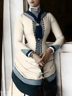 Vintage sailor suit