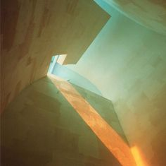 Chapel of St. Ignatius (1997) | Seattle • Steven Holl Architects.