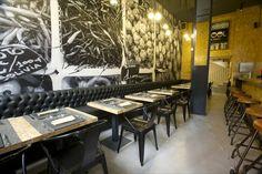 Restaurant Concepts Design / Interiors