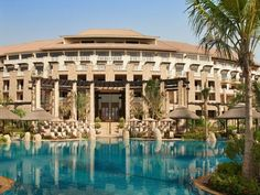 #Sofitel The #PalmResort&Spa located in Palm Jumeraiah with lavishly decorated rooms.