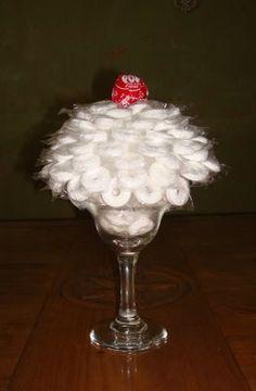 Mint Lifesaver Bouquet