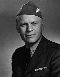 Gerald Ford (39th President of the United States) Branch: United States Navy - Job: Antiaircraft Battery Officer - Rank: Commander - Unit: U.S.S. Monterey - Service: WWII Notes: Bronze Star (2), Asiatic-Pacific Campaign Medal with nine engagement stars for operations in the Gilbert Islands, Bismarck Archipelago, Marshall Islands, Asiatic and Pacific carrier raids, Hollandia, Marianas, Western Carolines, Western New Guinea, and the Leyte Operation