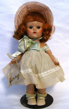 Vogue Ginny  SLW  mid 1950's