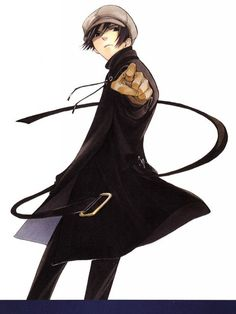 Day 17 - Favorite supporting male anime character: yoite (Nobari No Ou)