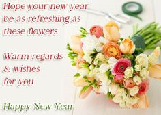 New Year Greeting For Boss, 2014 New Year greetings, new year 2014