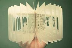 Fancy - 360 degree christmas book panorama by yusuke oono