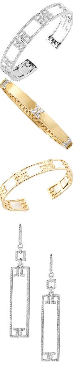 LOOKandLOVEwithLOLO~ Ivanka Trump Bracelet and Earrings