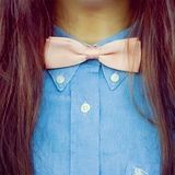 girl bow tie!! WANT. NEED. GIMMIE!