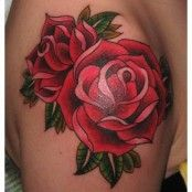 Arm/shoulder rose