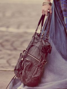Free People Washed Axel Tote at Free People Clothing Boutique