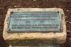 The depression-era Civilian Conservation Corps