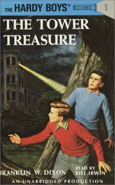 I loved my older brother's Hardy Boys books