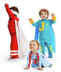 Halloween Costume Idea: Superheroes