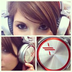 Got to try out the X headphones today. Pretty stoked on the experience; great bass, very comfy, well balanced sound